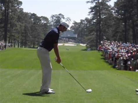 dustin johnson swing speed dustin johnson driver golf swing slow motion masters