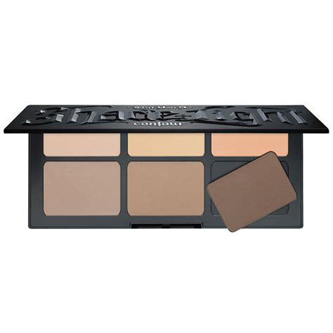 shade and light refillable palette shade light refillable face contour palette kat von d