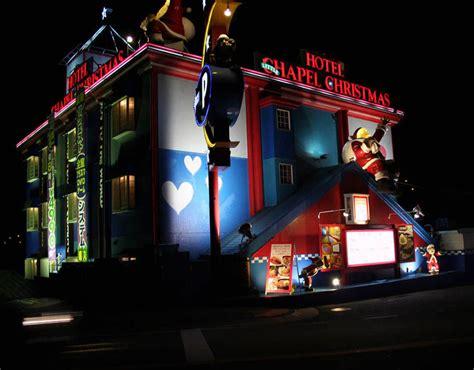 narita hotel blan chapel christmas osaka japan this