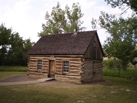 Cabin At by File Theodore Roosevelt S Maltese Croos Cabin Trnp Nd