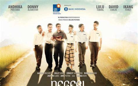 film negeri dongeng bandung postinganbiasa review negeri 5 menara 2012