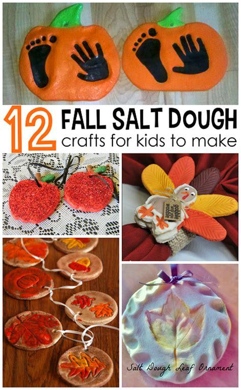 salt dough craft ideas for fall salt dough ornaments craft ideas crafty morning