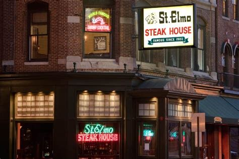 Moon Garage Indianapolis by Downtown Indy St Elmo Steak House