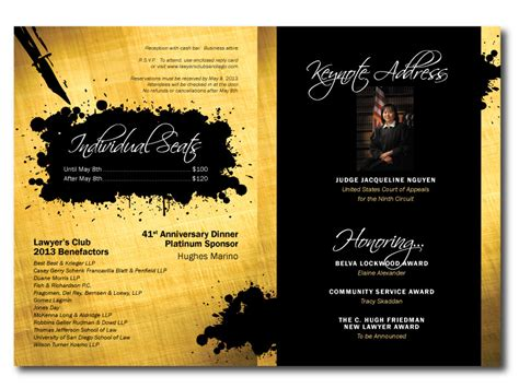 annual dinner invitation card template annual dinner invitation invitations ideas