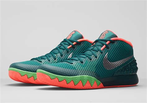 Sepatu Basket Adidas D 5 Nike Lebron Kyrie Ua kyrie 1 flytrap release date sneakernews