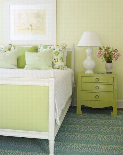apple green bedroom sense and simplicity decorating with green