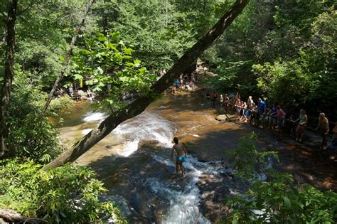 Sliding Rock Nc Cabins by Footage Of Sliding Rock In Pisgah Forest Nc