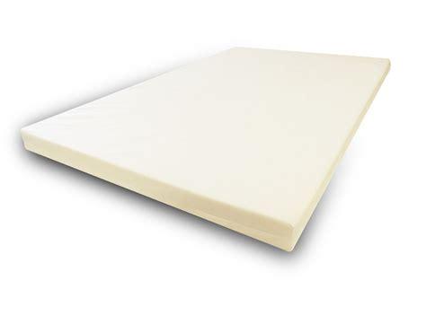 Size Foam Mattress Topper by Custom Size Mattress Topper Carousel Foam