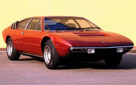 lamborghini urraco 5 best classic lamborghini automobiles