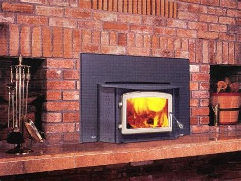 converting fireplace gas insert stove wood fireplaces
