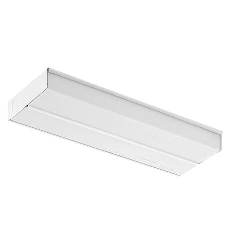 under cabinet fluorescent light fixture juno pro series 22 in xenon white under cabinet upx322 wh