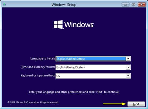 install windows 10 cmd how to open the command prompt at boot in windows 10
