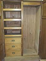 Wardrobes Drawers Inside by Wardrobes And Linen Presses Antique Pine Pine