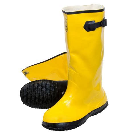 size 16 boots for the safety zone slush boots 17 in size 16 yellow