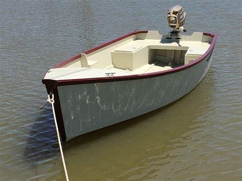 skiff jack boat harkers island skiff 1958 for sale for 4 800 boats from