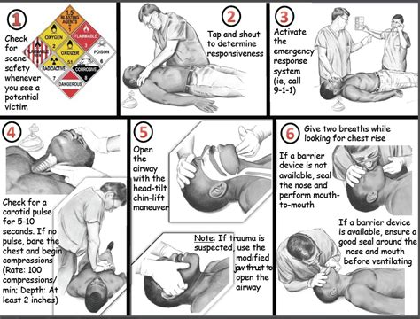 how to give a cpr health care guidelines how to perform cpr trojan health connection
