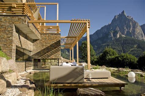 alpine architecture hotel valentinerhof italy building e architect