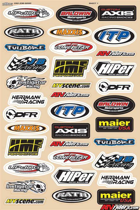 Atv Stickers