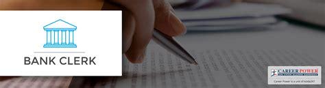 bank clerk bank clerk exams vacancy salary