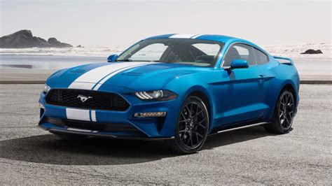 2020 ford mustang images 2020 ford mustang entry level performance model coming
