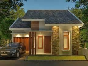 gambar desain rumah minimalis sederhana terbaru 2017 lensarumah