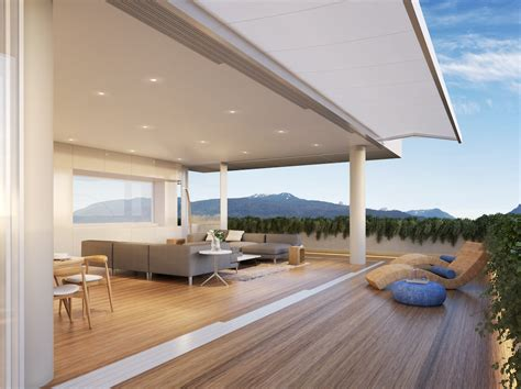 terrace bc to vancouver shigeru ban design revealed for vancouver s terrace house