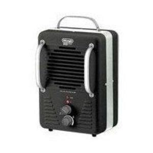 Small Delonghi Heater Delonghi Portable Safeheat Compact Utility Heater Duh400