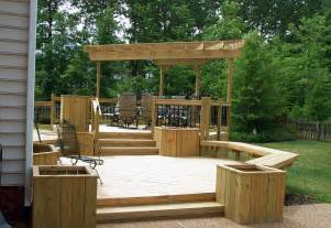 Decking And Patios Which Type Of Decking Is Right For You Archadeck Custom
