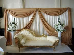 simple wedding stage decoration ideas unique diy home