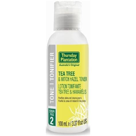 Toner Tea Tree buy thursday plantation tea tree witch hazel toner at well ca free shipping 35 in canada
