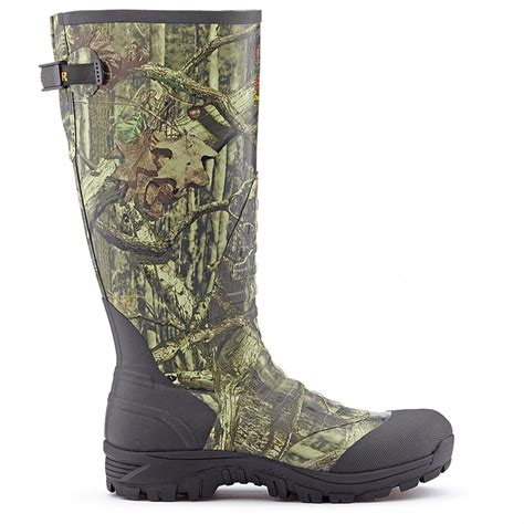 guide gear s ankle fit insulated rubber boots 2 400