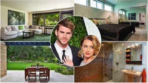 miley cyrus s house miley cyrus s house tour youtube