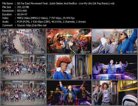 download justin bieber live my life girlshare redfoo videos download far east movement feat justin