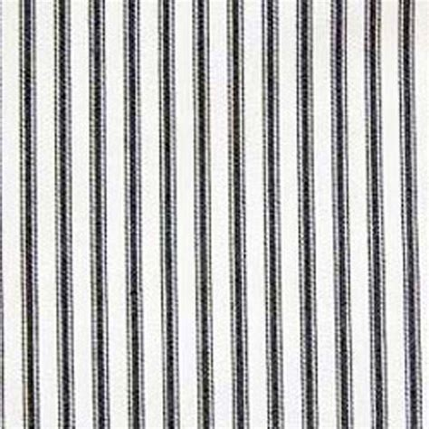 black and white home decor fabric waverly classic ticking stripe black white home decorating