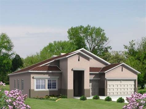 southwest style house plans 2106 square foot home 1