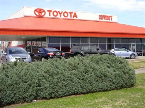 Cowboy Toyota Dallas Cowboy Toyota Dallas Tx 75228 Car Dealership And Auto