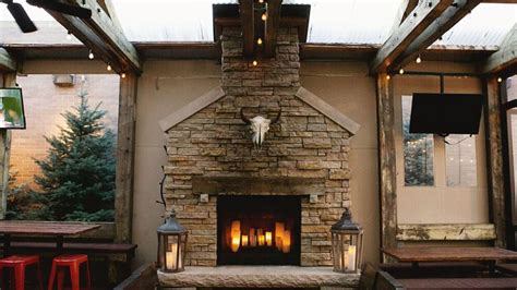Bars With Fireplaces by Chicago S 25 Restaurants Bars With Fireplaces