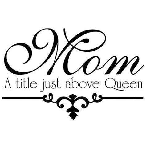 image gallery mom font