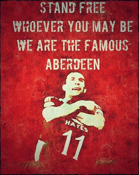 Standfree T Shirt 90 Best Images About General Aberdeen Fc On