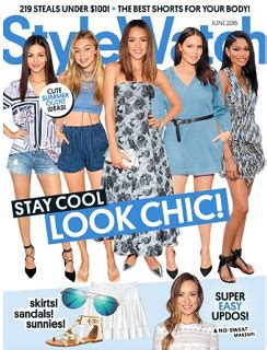 In Style New Magazine Targeting Late by Free Stylewatch Magazine At Target Hunt4freebies