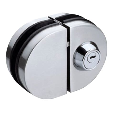 Glass Handles For Kitchen Cabinets Buy Glass Door Lock Stainless Steel Finish Online In India