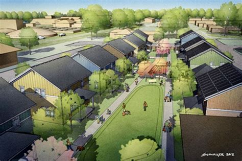depot neighborhood focuses on innovation with housing in