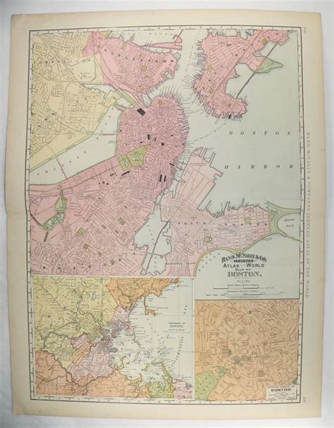 boston map wall 478 best images about antique city maps and plans