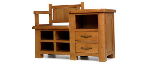 oak shoe storage bench barham oak hall shoe storage bench quercus living