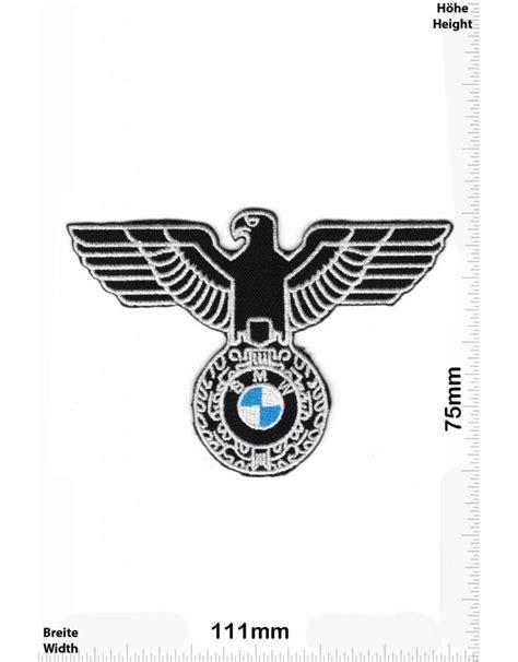 Bmw Boxer Aufkleber by Bmw Bmw Imperial Eagle Patch Porte Cl 233 S Autocollants