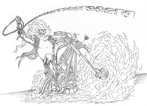ghost rider 2 coloring pages ghost rider superheroes printable coloring pages