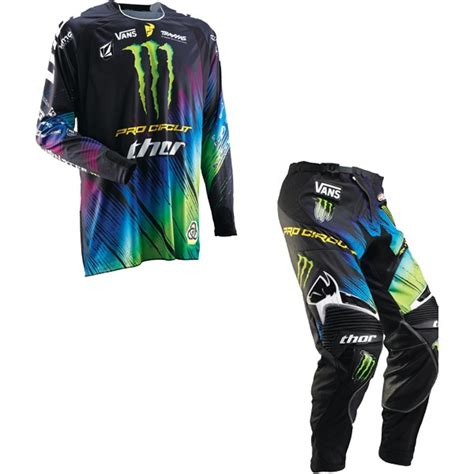 motocross bike gear monster energy thor and gears on pinterest
