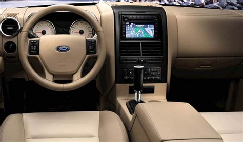 2008 Ford Explorer Interior by 2008 Ford Explorer Sport Trac Interior Pictures Cargurus