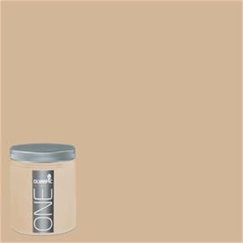 shop olympic 8 oz pony interior satin paint sle at lowes