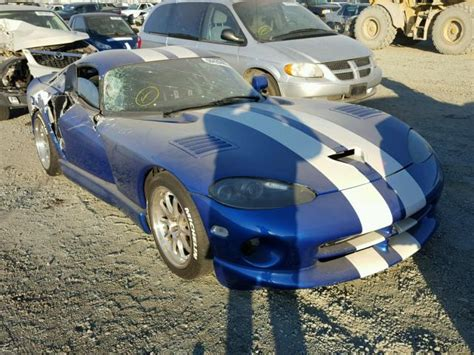 how cars run 2006 dodge viper electronic throttle control auto auction ended on vin 1b3er69e2tv200996 1996 dodge viper gts in ca san diego